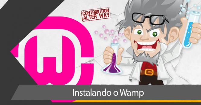 Instalando corretamente o Wamp